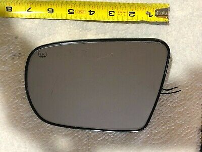For 2006 Subaru B9 Tribeca Door Mirror Glass Left Dorman 69888NY