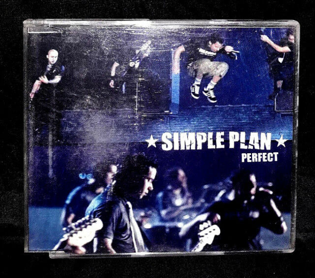 Perfect [Canada CD] [Single] by Simple Plan