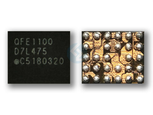 Lot of iPhone 6S /& 6S Plus QFE1100 U/_QPT-RF Average Power Tracker BGA IC Chip