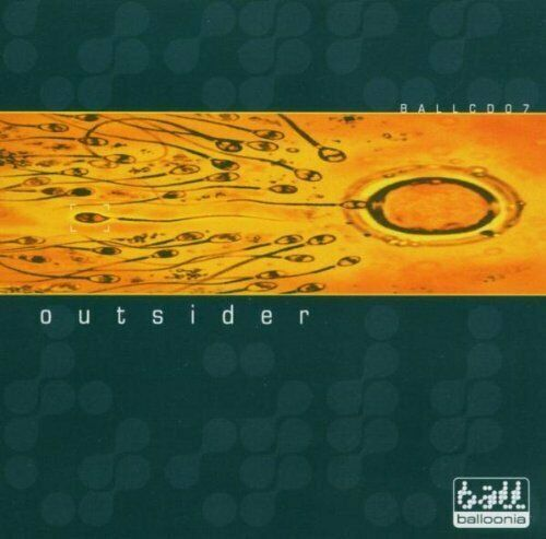 Outsider (2003/04) Guitars on @cid, Activate Morlack, Quantum & Samuel, I.. [CD]