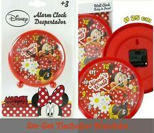 Disney Princess Rapunzel Uhr Bulb Botz Wecker 19cm Alarm Clock Uhr Kinderzimmer