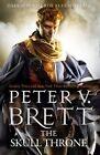 The Skull Throne by Peter V. Brett (Paperback, 2016)