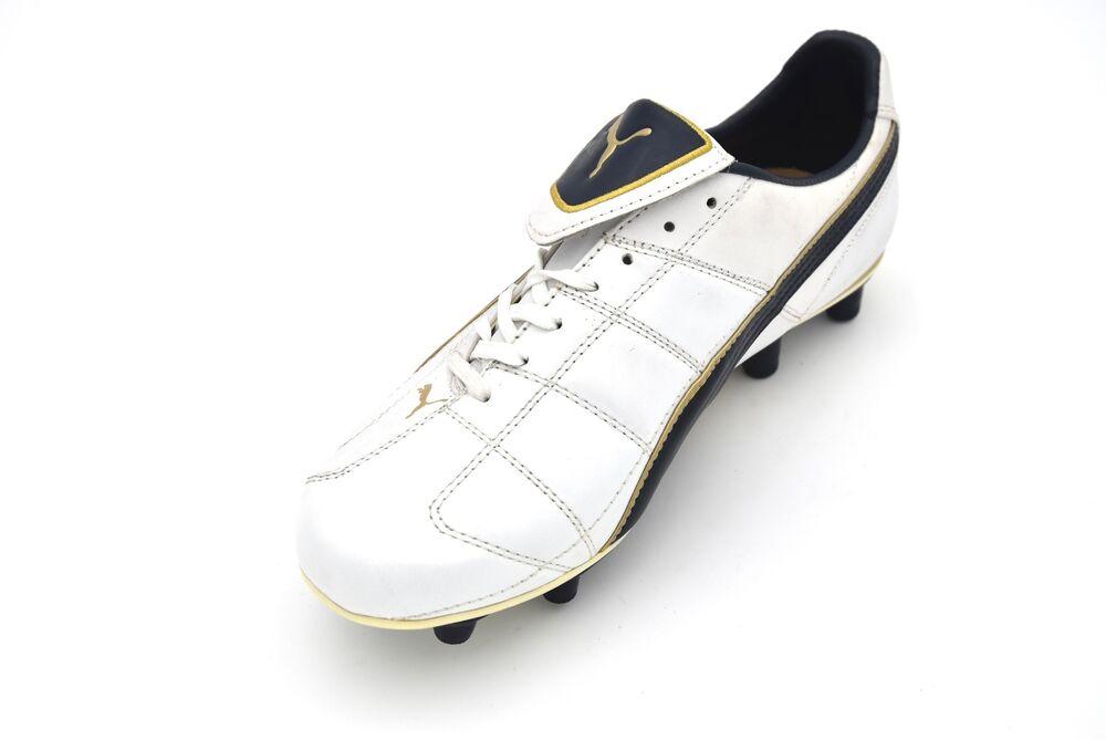 PUMA MAN SPORTS FOOTBALL SOCCER CLEATS chaussures CODE 101595 01 LIGA XL I FG