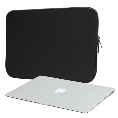 "14-15.6 Inch Laptop Sleeve Case Protective Bag for 15/"" MacBook Pro// Pro Retina"