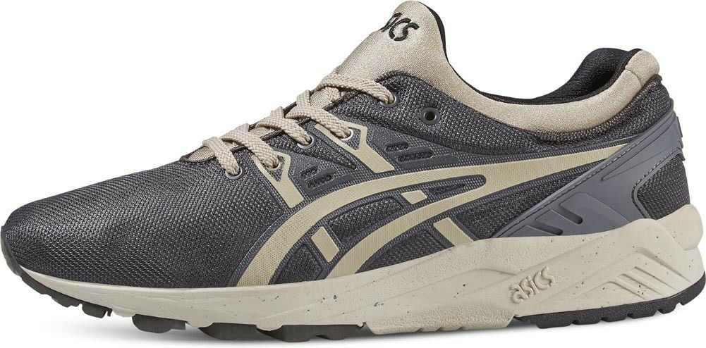 Asics  Gel Kayano Evo Mens Trainers-Grey  very popular