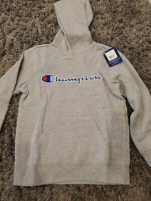 Champion Hoodie Kids Sweatshirt  Pullover Girls Boys