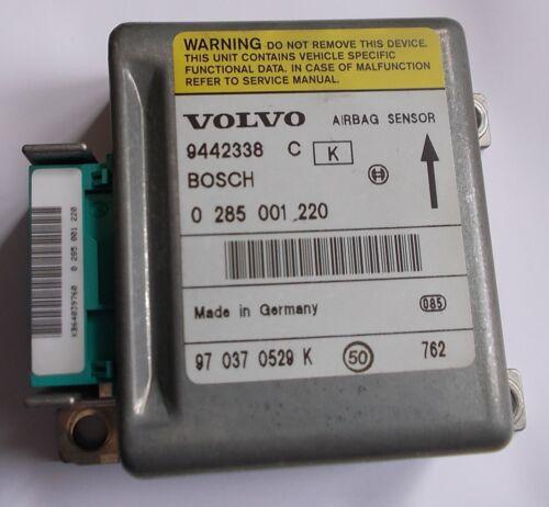 Volvo V70 Airbag Sensor 9459151 01285001220 971951125 0285001220 9442338