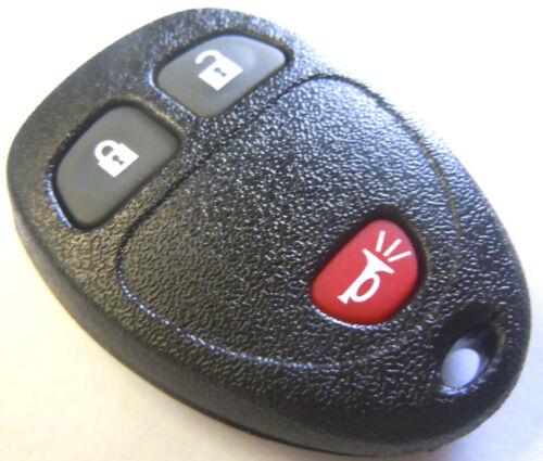 keyless remote entry car alarm for Chevy Tahoe 2007 2008 2009 keyfob transmitter
