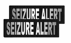 Seizure-Alert-Patch-Patch-Reflective-Extra-Label-Tag-for-Dog-Harness