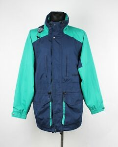 Schoffel-Vintage-Capucha-VENTURI-hombre-chaqueta-talla-XL-AUTENTICO