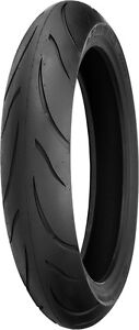 SHINKO 011 VERGE RADIAL 120/70ZR18 120/70R18 Front Radial BW Motorcycle Tire 59W