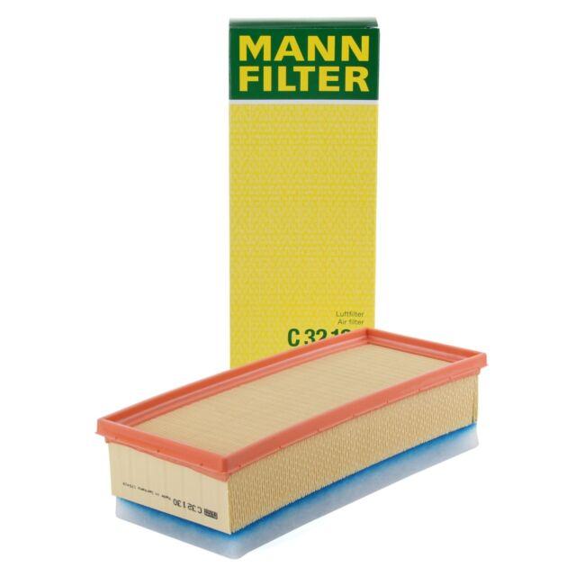 MANN Luftfilter Motorluftfilter C32130 für AUDI A4 (8K B8) A5 (8T 8F) Q5 (8R)