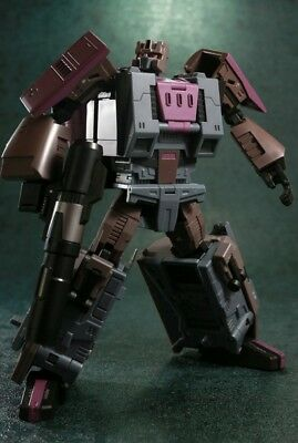 Transformers Unique Toys M-04 Lashlayer blastoff in Stock