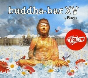 BUDDHA-BAR-PRESENTS-BUDDHA-BAR-XV-2-CD-NEU-SEAN-BAY-STAN-KOLEV-NICONE-ROCCO