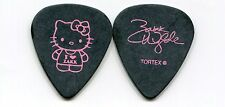 BLACK LABEL SOCIETY 2006 Tour Guitar Pick ZAKK WYLDE custom stage #5 Hello Kitty