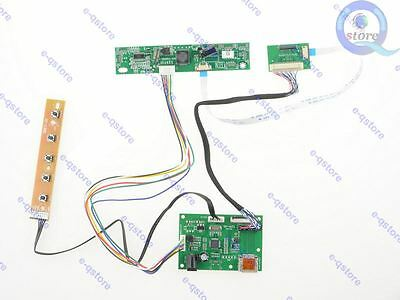 "DP LCD controller Driver Board kit for  LP097QX1 EDP LTL097QL01-A0 9.7"" iPad 3/4"