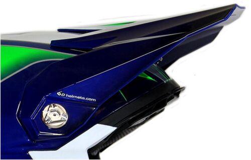 Choose Colour Green//Blue or Orange 6d ATR-1Y Hornet Replacement Visor