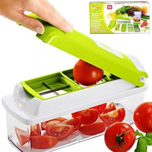 Nicer dicer affettatutto tagliatutto taglia frutta e verdura affettatrice taglio