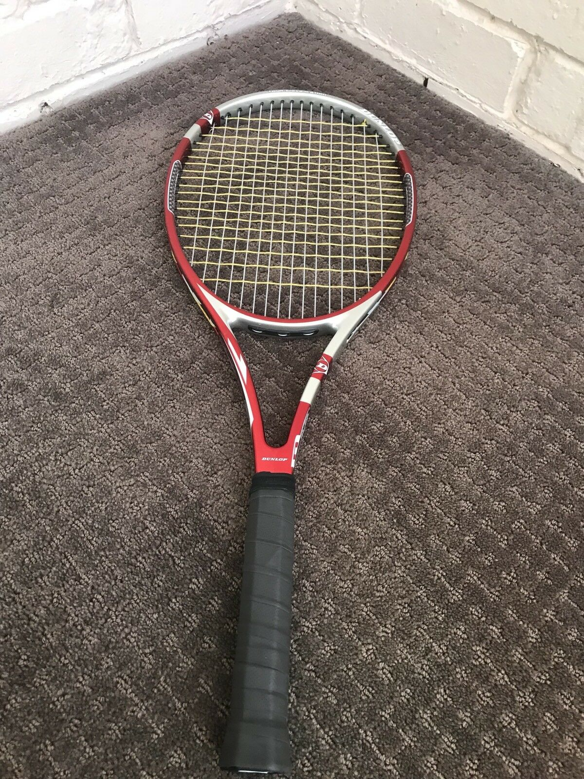 Dunlop M-Fil 300-Near Nuovo Grip4-They Don't Make Em Like This Anymore! Strung!