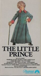 The-Little-Prince-VHS-1979-Musical-Bob-Fosse-Gene-Wilder-Rated-G-Family-Movie
