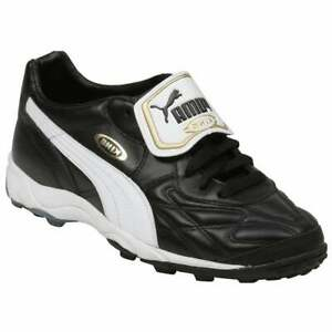 Puma-King-Allround-TT-Casual-Soccer-Cleats-Black-Mens-Size-6-D