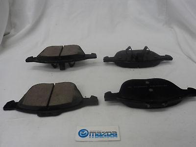 Mazda 3 and Mazda 5 New OEM Front Value Brake Pads B3YH-33-28ZA-MV