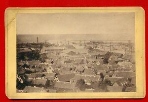 LATVIA LETTLAND RUSSIA LIBAU VINTAGE ORGINAL PHOTO 3745