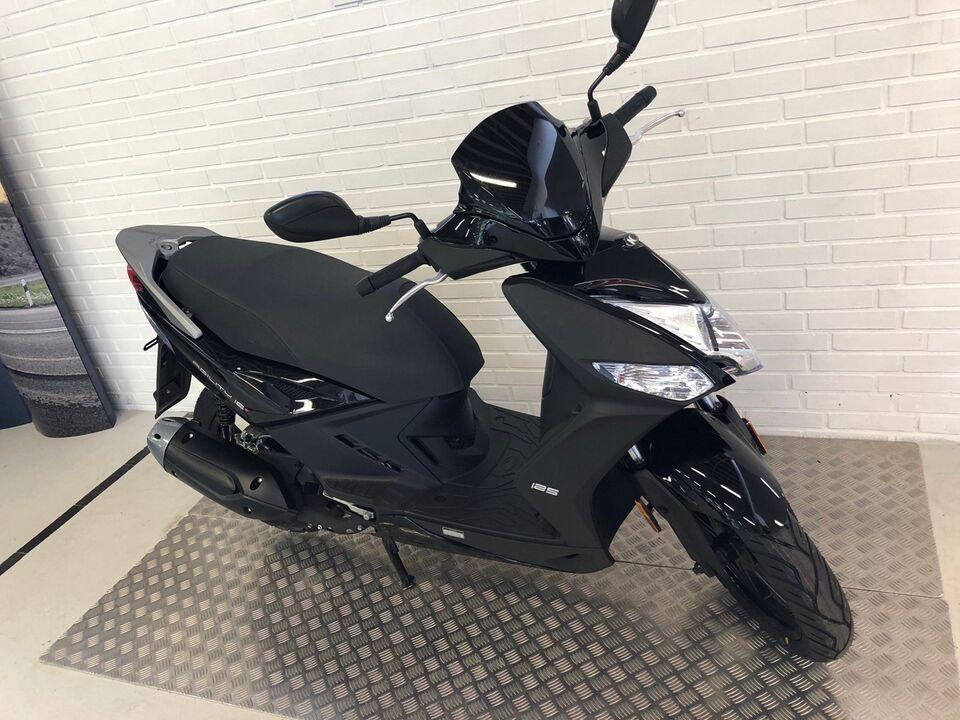 Kymco, Agility 16+ 125cc Tilbud, ccm 125