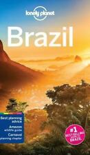 Lonely Planet Brazil (Travel Guide) by Lonely Planet Publications Staff (2016)