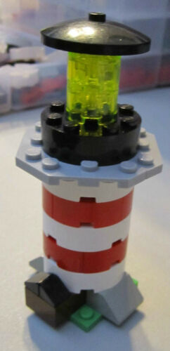 Lego Lighthouse 2011 Retired - #30023 33 pieces