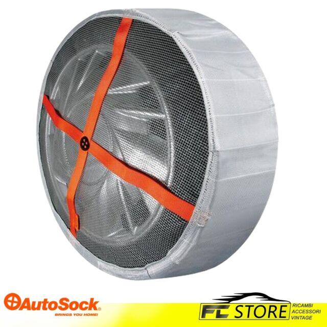 Par Calcetines de Nieve Autosock Aprobado Tamaño 850 para Neumáticos 275/35r22