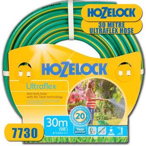 30-Metre-Hozelock-7730-ULTRAFLEX-Gardening-Watering-Outdoor-Flexible-Hose-Pipe