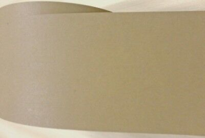 "Paintable PVC edgebanding in 7//8/"" x 120/"" inches roll with no adhesive 1//50th/"""