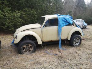 1975 VW Bug 4x4