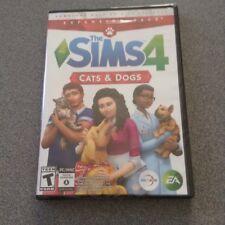 Sims 4: Cats & Dogs (Windows/Mac, 2017)