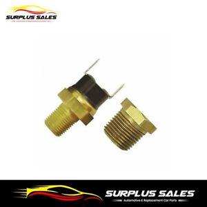 DER-16730-Derale-Electric-Fan-Control-Thermostat-Switch-Screw-In-180-amp-deg-Pres