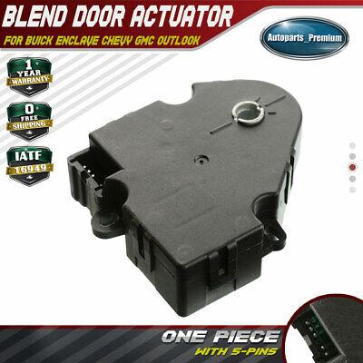 Dorman HVAC Heater Blend Door Actuator New for Chevy GMC Acadia 604-140