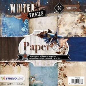 Paper-pad-Papier-block-Weihnacht-Winter-Christmas-Snow-Xmas-Studiolight-PPWT98