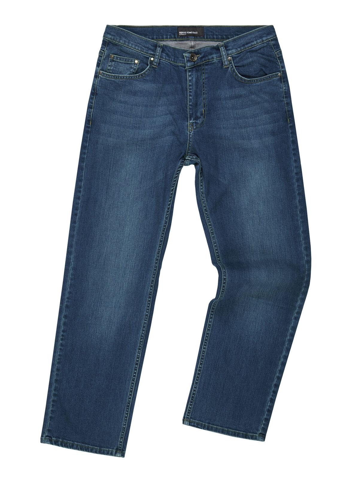 Remus men Wayne Jeans - bluee