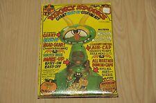 Vintage KOOKY SPOOKS WOBLIN GOBLIN Blow-up Halloween costume new/sealed in box