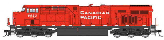 Walthers 910-20190 HO Canadian Pacific GE ES44 Diesel Loco Sound & DCC #8932
