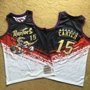vince carter throwback raptors jersey