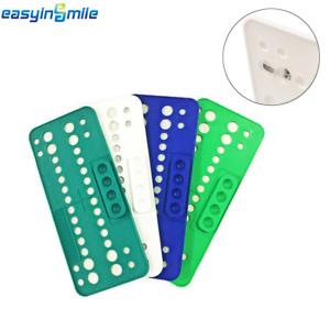 USA-25pcs-EASYINSMILE-Orthodontic-Bracket-Trays-Dental-Ortho-Supply-4-colors