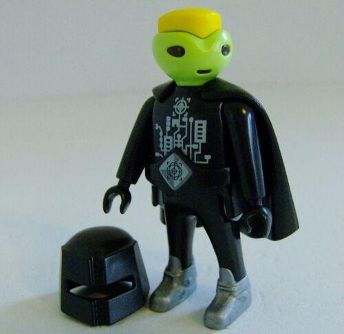 Playmobil Green Alien Figure