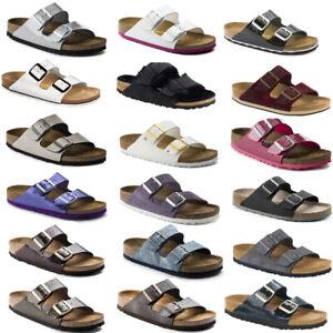 Birkenstock-Arizona-Unisex-Sandals-Authorised-retailer-R-egular-amp-N-arrow