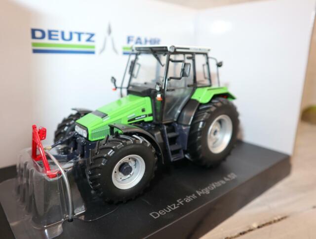 201191 UH 4217 1:32 Deutz-Fahr Agroxtra 4.57  NEU in OVP