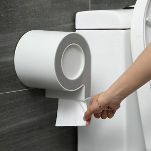 Storage Box Toilet Paper Holder