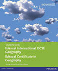 Edexcel International GCSE/certificate Geography Student Book and Revision Guide Pack by Mike Witherick, Steve Milner, Rob Bircher (Mixed media product, 2013)