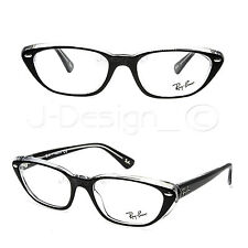 5a78fa680b item 6 Ray Ban RB 5242 2034 Black on Clear 53 18 140 Eyeglasses Rx - New  Authentic -Ray Ban RB 5242 2034 Black on Clear 53 18 140 Eyeglasses Rx -  New ...