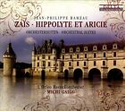 Jean-Philippe Rameau: Za‹s, Hippolyte et Aricie Orchestersuiten (CD, Oct-2012, Delta Classics)